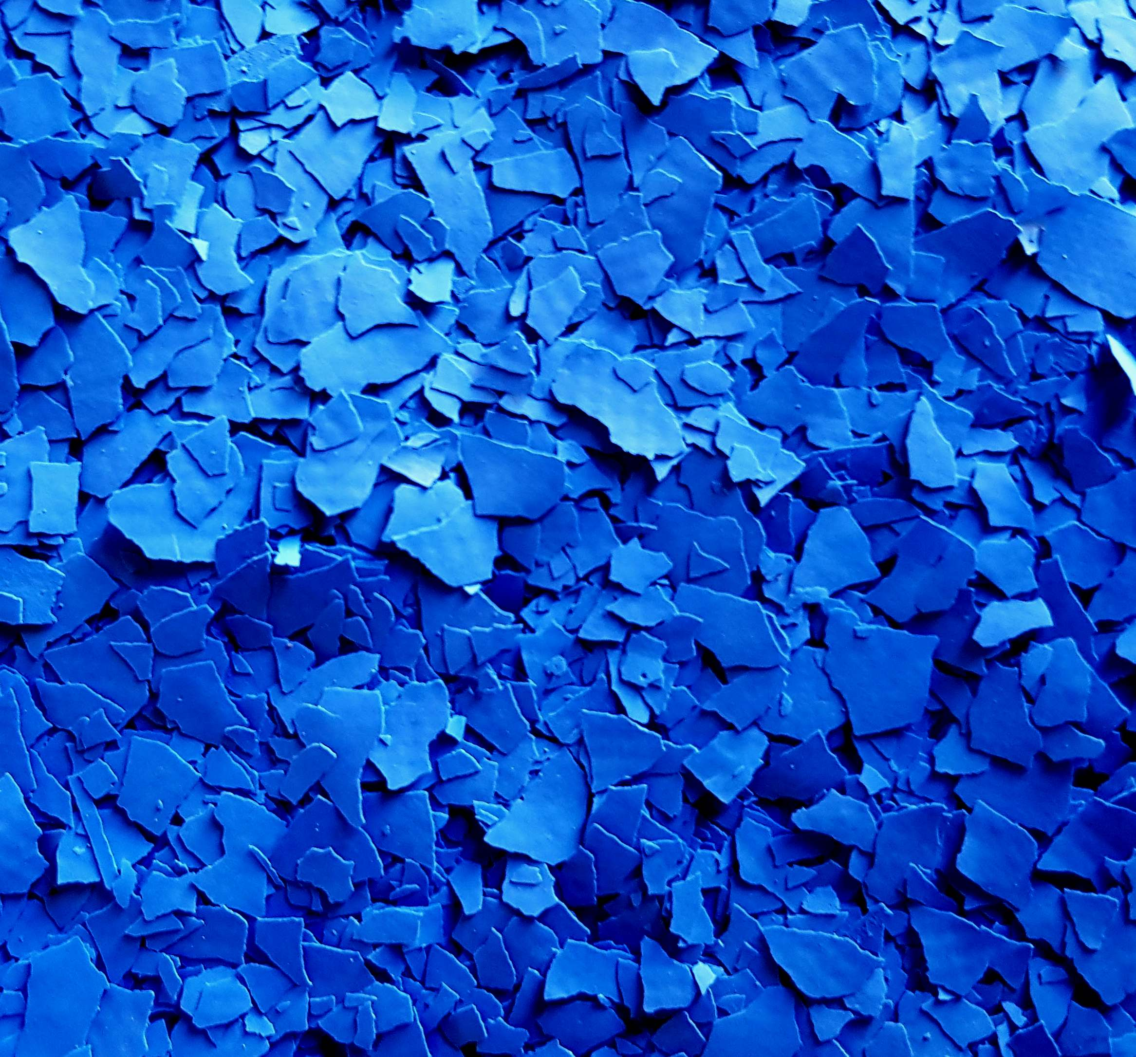Polymer Colour Flakes